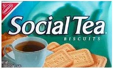 Nabisco Social Tea Biscuits 12.35 oz.