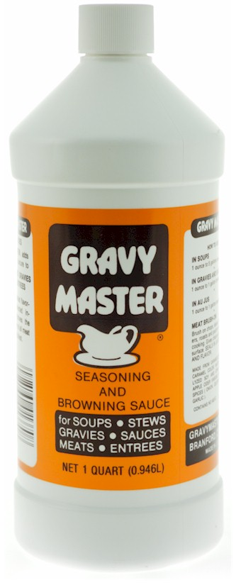 Gravy Master Browning and Seasoning Sauce Quart