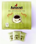 * Autocrat Decaffeinated Tea 100 ct.