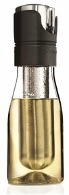 Metrokane Rabbit Wine Chilling Carafe, Black