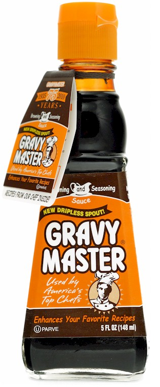Gravy Master Browning and Seasoning Sauce 5 oz.