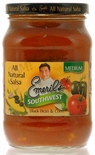 Emeril's Southwest Black Bean & Corn All Natural Medium Salsa 16 oz.