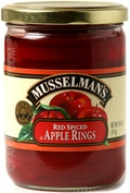Musselman's Red Spiced Apple Rings