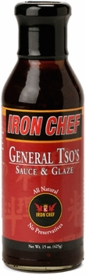 The Iron Chef Asian Sauces, Case of 6