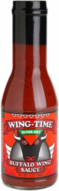 Wing Time Buffalo Wing Sauces