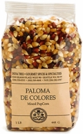 India Tree Rainbow Popcorn - Paloma De Colores