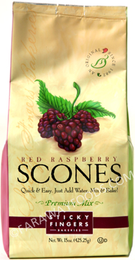Sticky Fingers Bakeries Scone Mixes