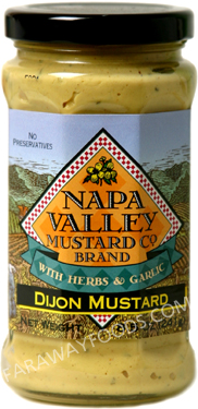 Napa Valley Mustard Co Specialty Mustards
