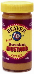 Beaver Brand Condiments & Mustards by Beaverton Foods