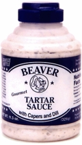 Beaver Brands Specialty Condiments by Beaverton Foods, Case of 6