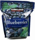 Whole Dried Blueberries