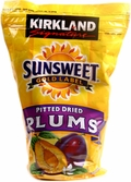 Sunsweet's Kirkland Pitted Dried Plums