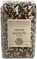 India Tree Rainbow Peppercorns, Case of 6
