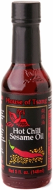 House of Tsang Hot Chili Sesame Oil