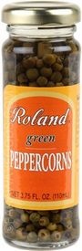 Roland Green Peppercorns in Brine