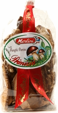 Merlini Sliced Dried Porcini Mushrooms