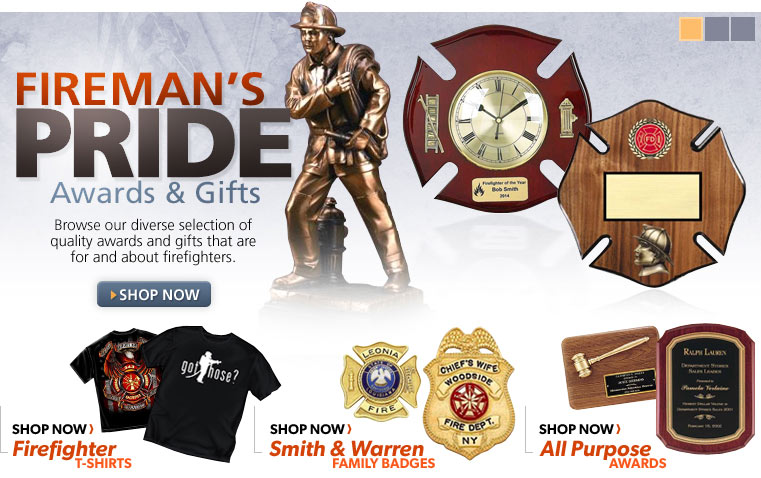 Fireman\'s Pride Awards & Gifts