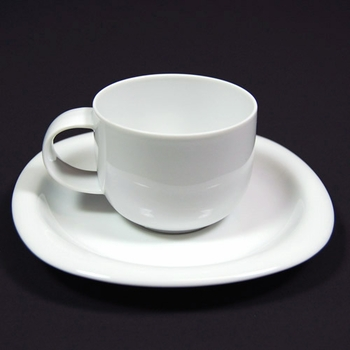 Rosenthal Suomi High Cup and Saucer - Click to enlarge