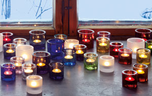 iittala Kivi Candle Holders