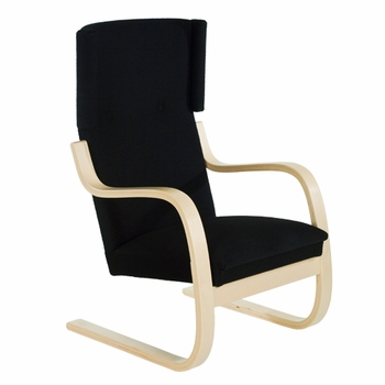 Artek Alvar Aalto 401 Chair - Your Own Materials - Click to enlarge