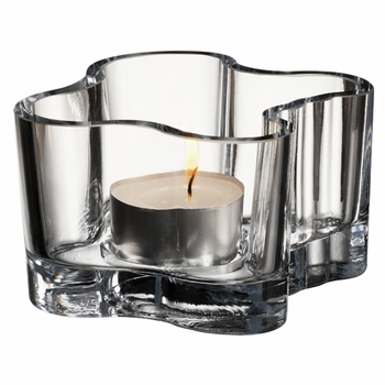 iittala Aalto Votive Candle Holder - Clear - Click to enlarge