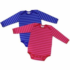 Marimekko Striped Bodysuits - Click to enlarge