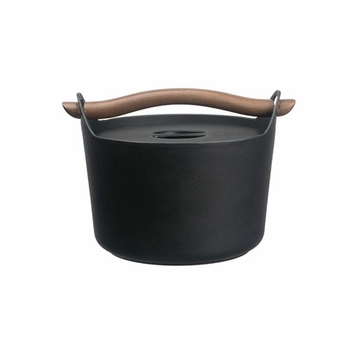 iittala Sarpaneva Cast Iron Pot - Click to enlarge