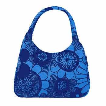 Marimekko Blue Mesimarja Bag - Click to enlarge