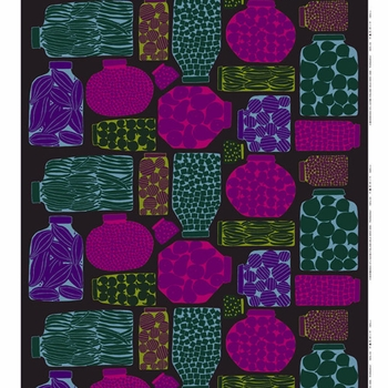 Marimekko Purnukka Fabric Repeat - Click to enlarge