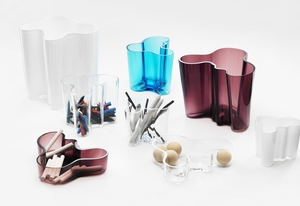 iittala Glass Vases