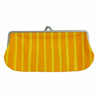 Marimekko Piccolo Yellow Eyeglass Case - Click to enlarge
