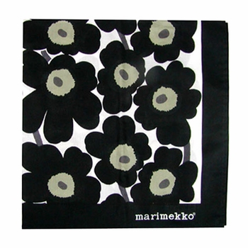 Marimekko Mini Unikko Scarves - Click to enlarge