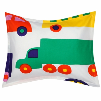 Marimekko Bo Boo Pillow Sham - Click to enlarge