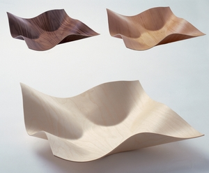 Tuisku Plywood Bowl