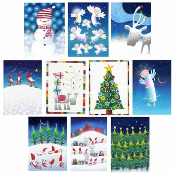 Viivi Kemppainen Christmas Cards - Click to enlarge