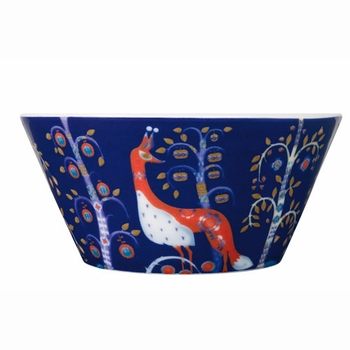 iittala Taika Blue Serving Bowl - Click to enlarge