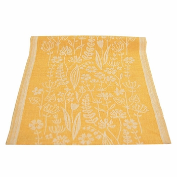 Lapuan Kankurit Piennar Yellow Table Runner - Click to enlarge