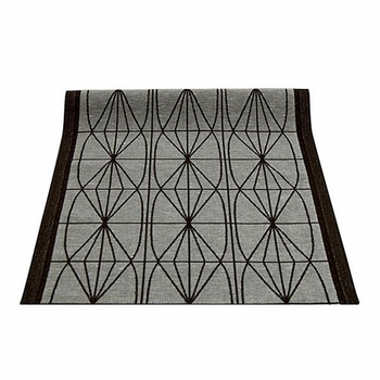 Lapuan Kankurit Kehr� Grey/Black Table Runner - Large - Click to enlarge