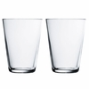 iittala Kartio Clear Large Tumbler - Set of 2
