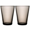 iittala Kartio Sand Large Tumbler - Set of 2