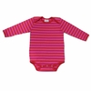Marimekko Red Striped Bodysuit - Fits 12-18 Months