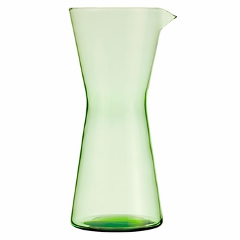 iittala Kartio Apple Green Pitcher - Click to enlarge