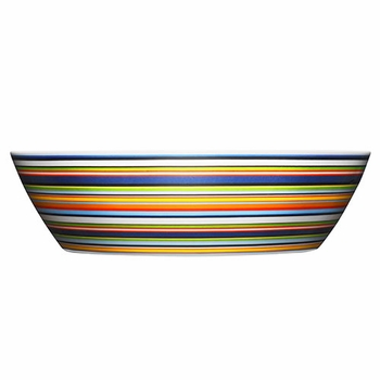 iittala Origo Orange Serving Bowl - Click to enlarge