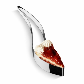 Magisso Cake Server - Stainless Steel - Click to enlarge