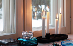 iittala Candle Holders