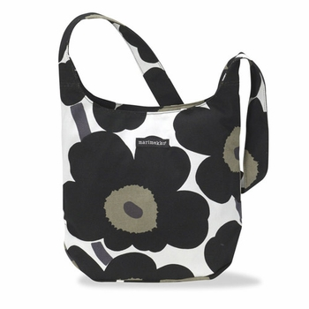 Marimekko Black Clover Bag - Click to enlarge