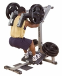 Body Solid GSCL360 Leverage Squat & Calf Raise