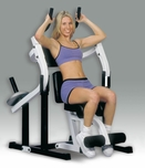 Yukon Fitness  Ab Crunch Machine