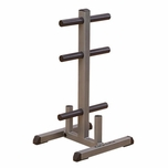 Body Solid GOWT Olympic Weight Tree & Bar Rack
