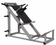 Legend Hack Squat Machine  3123